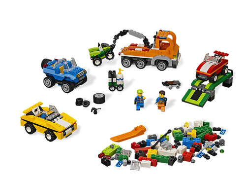 Lego Fun with Vehicles #2