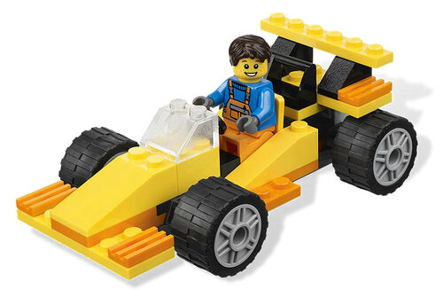 Lego Fun with Vehicles #3