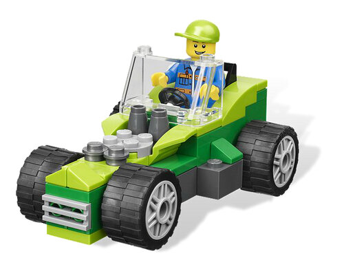 Lego Fun with Vehicles #4