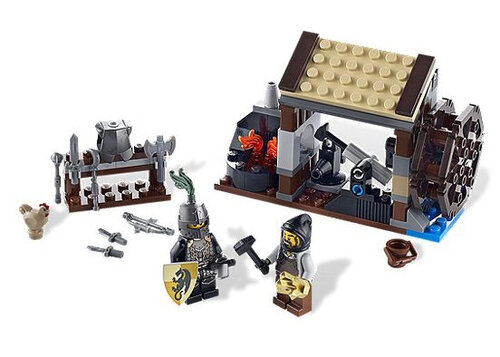 Lego Blacksmith Attack #5