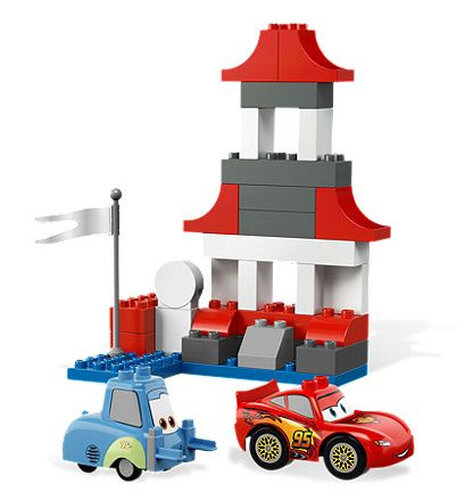 Lego The Pit Stop #5