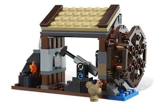 Lego Blacksmith Attack #3