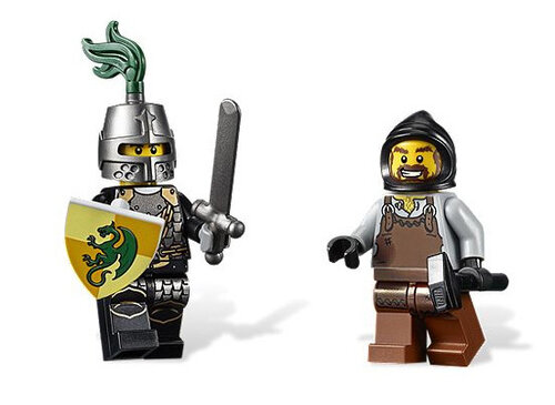 Lego Blacksmith Attack #4