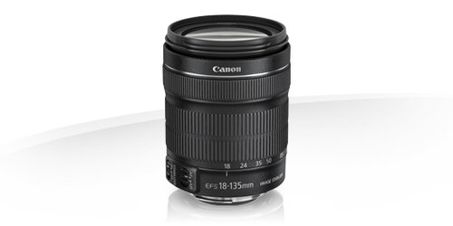 Canon EF-S 18-135mm f/3.5-5.6 IS STM #5