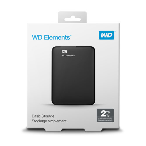 Western Digital Elements Portable #8