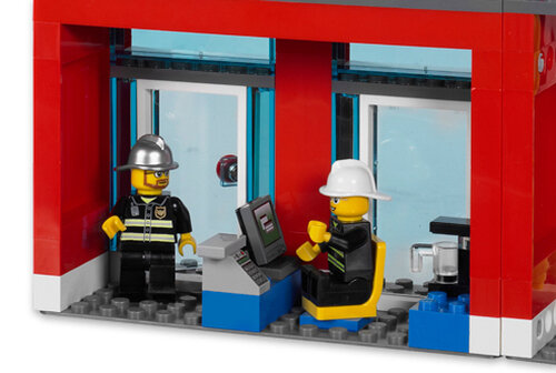 Lego Fire Station #4