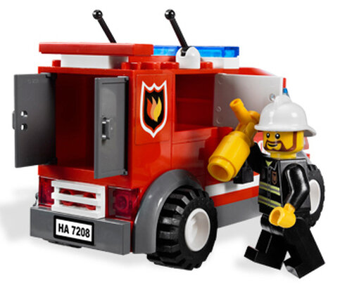 Lego Fire Station #6