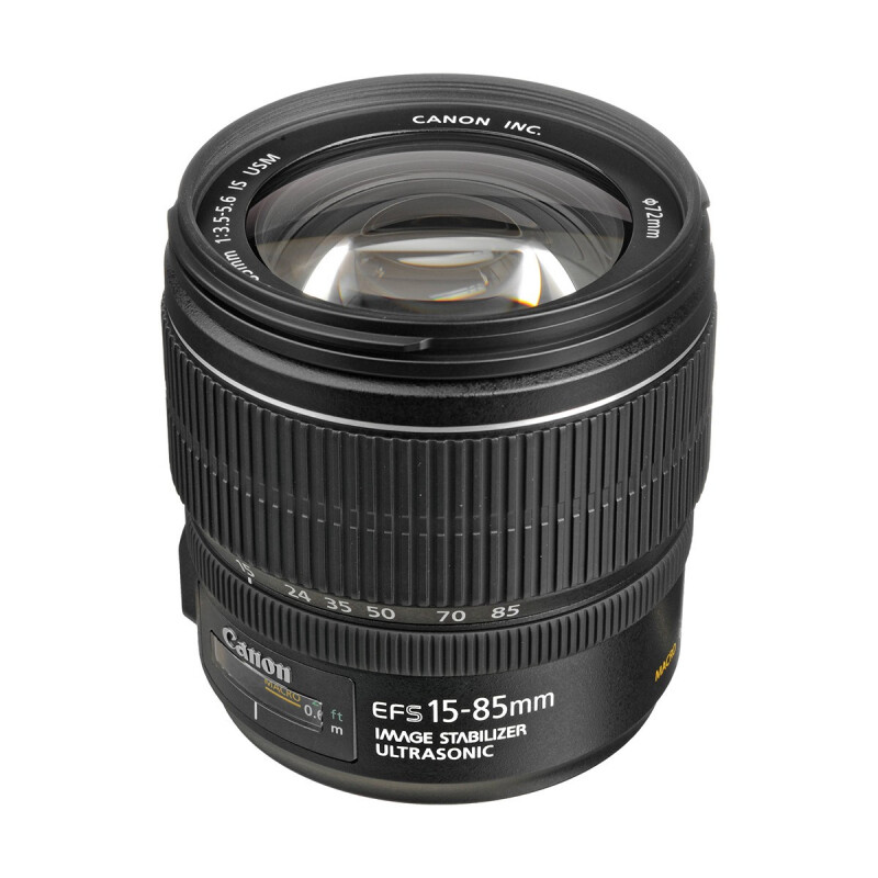 Canon EF-S 15-85MM F/3.5-5.6 IS USM #1