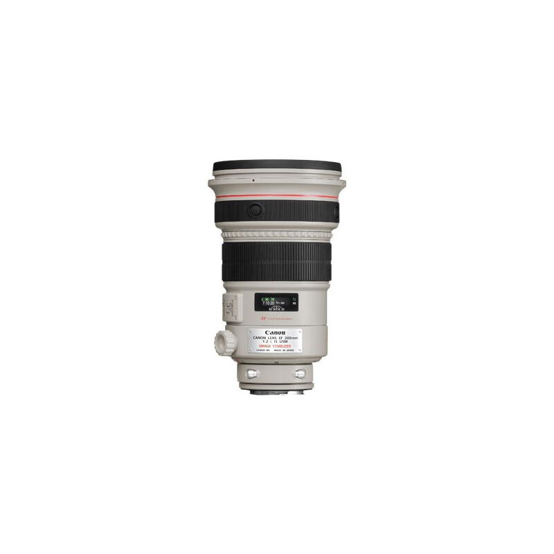 Canon EF 200mm f/2L IS USM #1