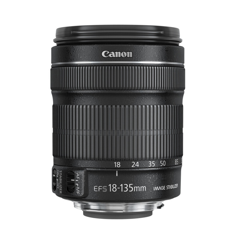 Canon EF-S 18-135mm f/3.5-5.6 IS STM #1