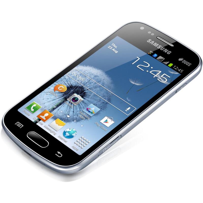 Ръководство на потребителя Samsung Galaxy S Duos (126 страници)