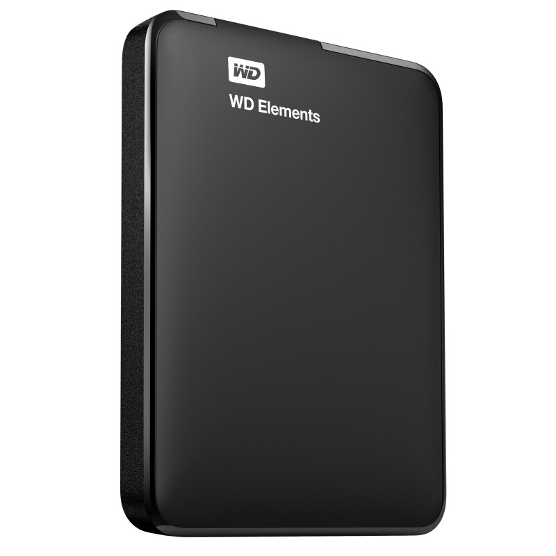 Western Digital Elements Portable #1